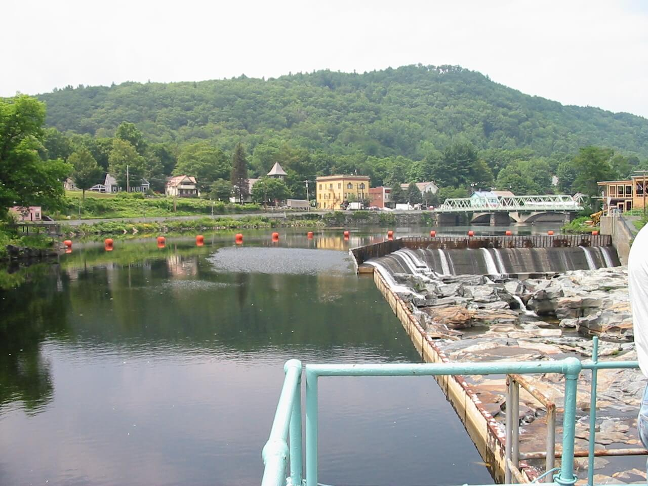 Deerfield River Hydro