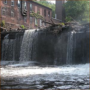 Springborn Dam, CT