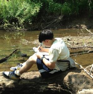 annie fisher boy writing