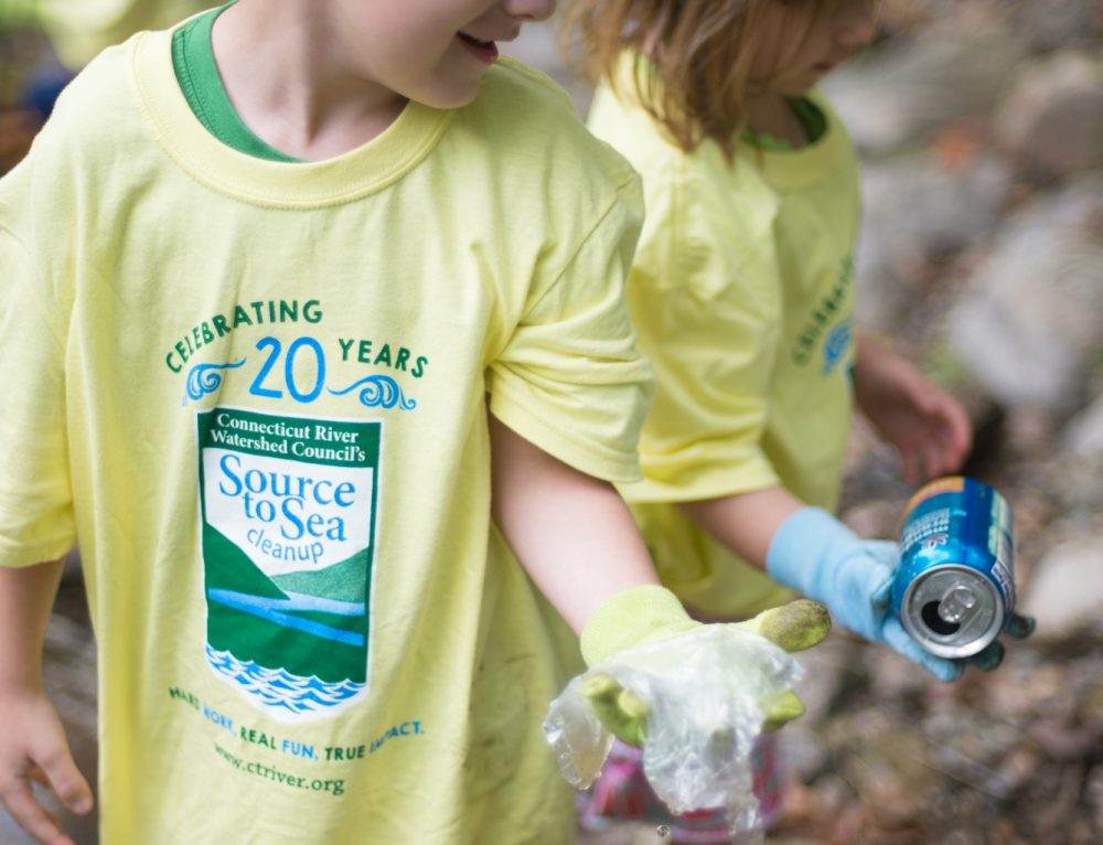 Hard work, Real Fun:  Source to Sea Cleanup Celebrates Cleaner Rivers
