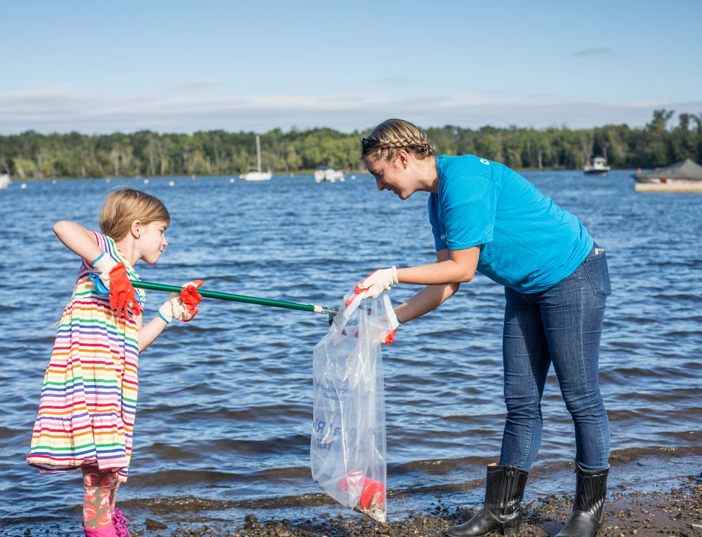21st annual Source to Sea Cleanup a Success and Work Continues Year-Round