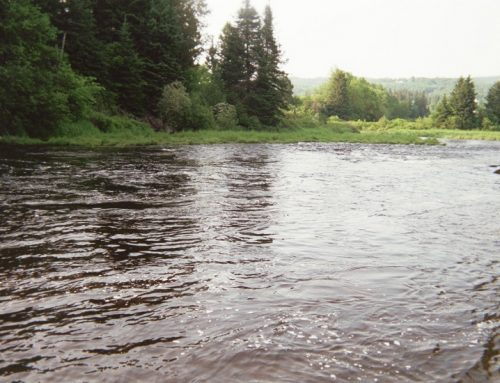 Connecticut River flows will be temporarily interrupted in Pittsburg, NH