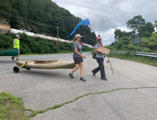 Portage Parades Highlight Need for Improved Recreation Resources at Dams