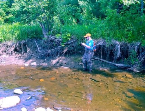 Vermont Clean Water Funding helps identify Deerfield River Restoration Projects
