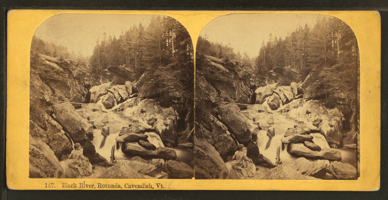 Cavendish Gorge, Cavendish VT