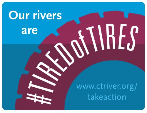 Join CRC in Eliminating Trash Tires