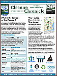 CRWC Cleanup Chronicle 2015 h150
