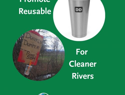 Holding Businesses Accountable for River Trash