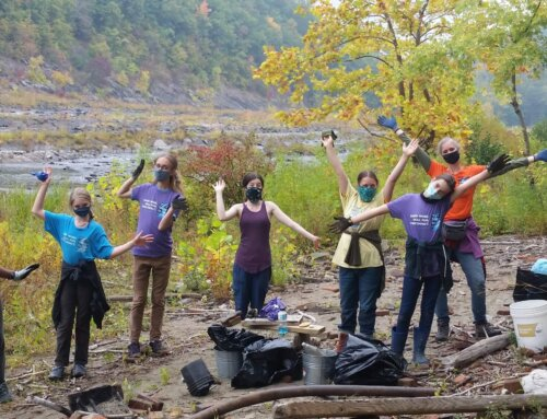 Volunteers Unite for Cleaner Rivers