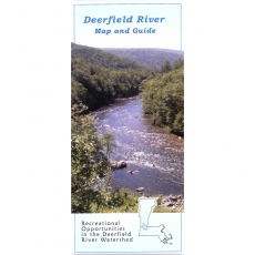 Deerfield River Map and Guide