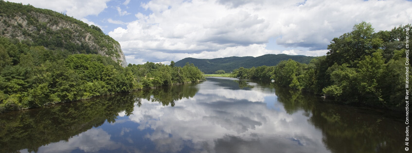 view of the Connecticut River