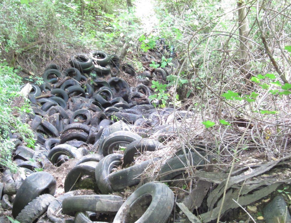Source to Sea River Cleanup Tackles Huge Trash