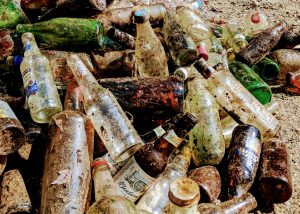 bottles galore