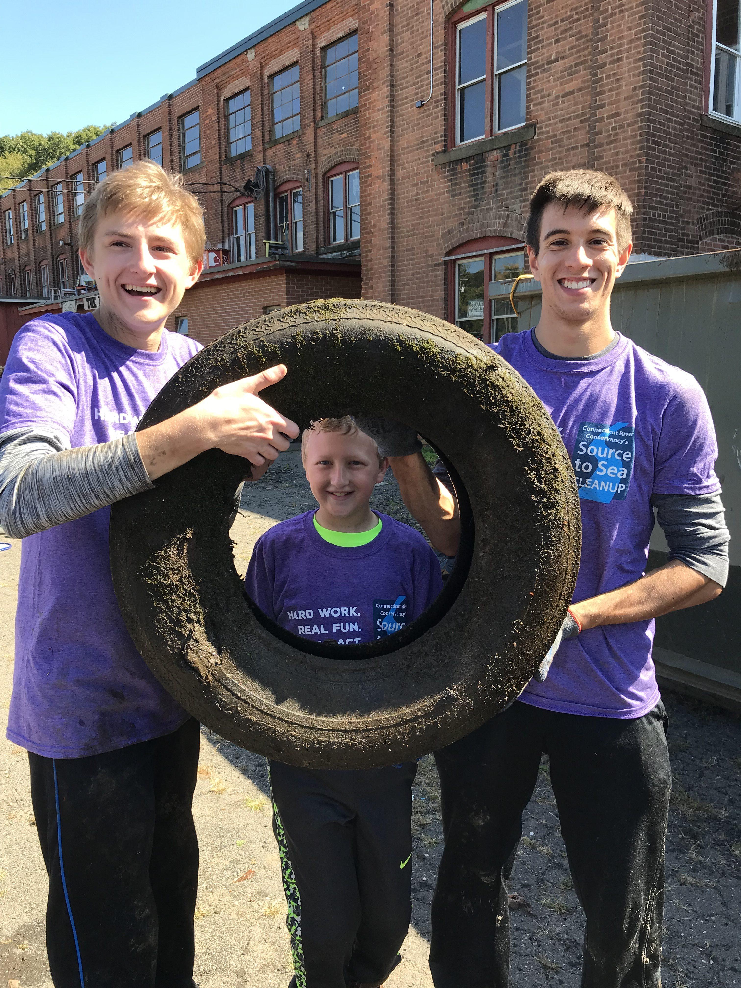 one last tire