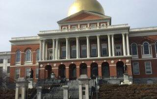 MA State House Boston