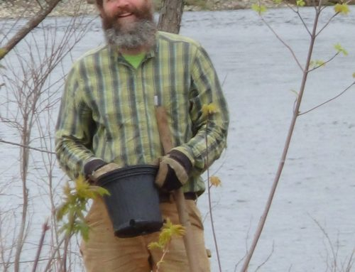 CRC hires conservation scientist Fritz Gerhardt