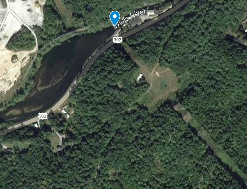 CRC comments on the Newbury hydroelectric project (P-5261) Proposed Study Plan