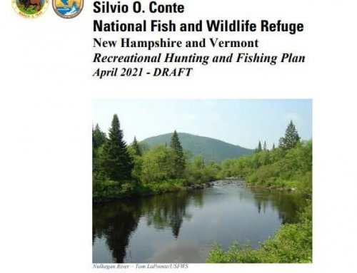 CRC's comments in support of Conte Refuge Recreational Plan