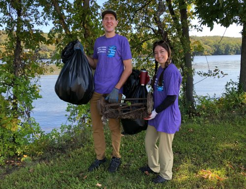 Cleanup Coffee Hours Offer Training for Trash Cleanup Volunteers
