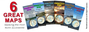 Covers of 6 Recreational Guides