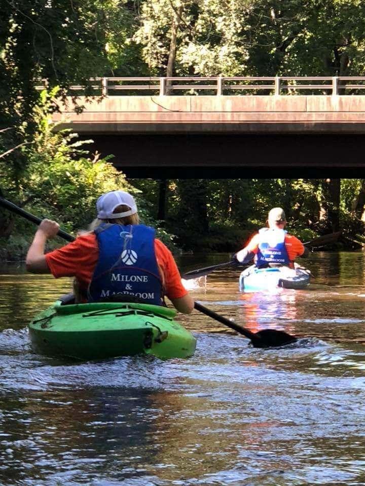 bridging the conservation efforts