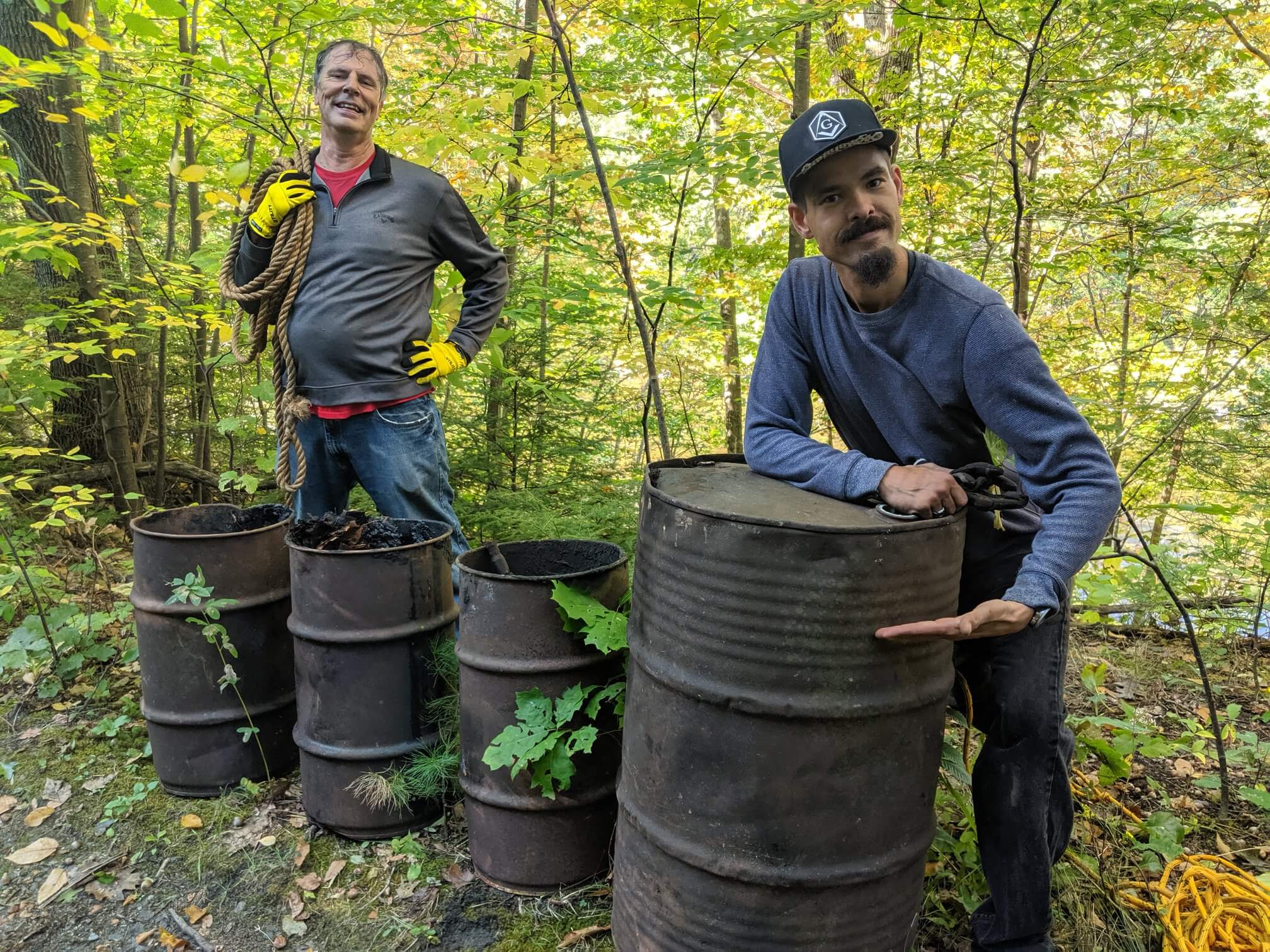 barrel season