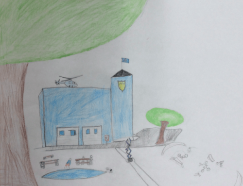 Mill River Placemaking: 5th Graders Design a Greenway Park