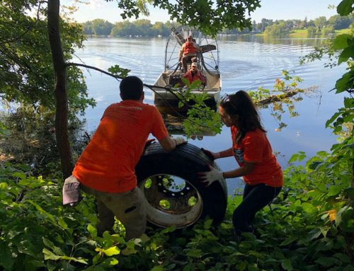 Volunteers Invited to Get Dirty for Cleaner Rivers