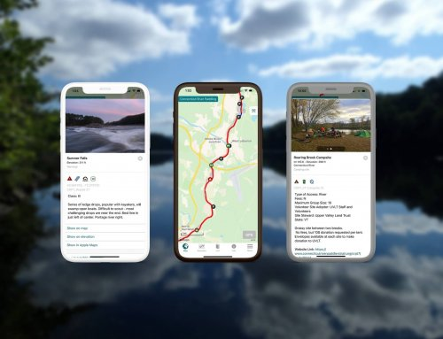 New App Launches on World Water Day, Aids Connecticut River Paddlers