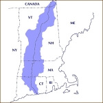 watershed map blue state names 300sq